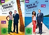 Death in Paradise Staffel 1 & 2 (8 DVDs)