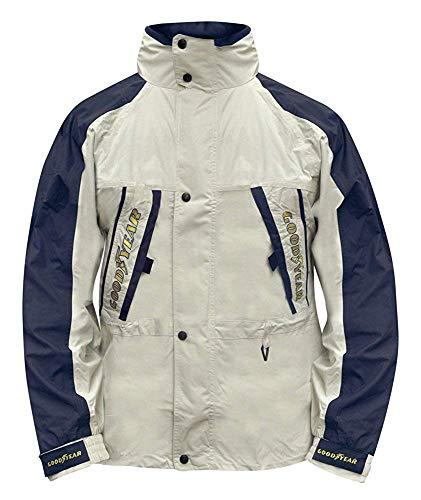 GOODYEAR Schutzbekleidung. Jacke aus Polyester, 145g/m2 RipStop/PU schuhgröße L