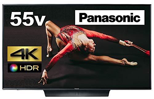 『パナソニック 55V型 液晶テレビ ビエラ TH-55FX750 4K 2018年モデル』の1枚目の画像
