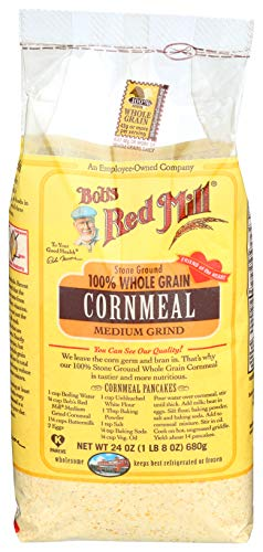 Bob's Red Mill Cornmeal, Medium Grind