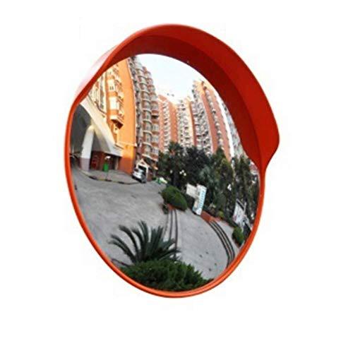 GGLV Konvexer Diebstahlsicherungsspiegel Sicherheitsspiegel Straßenkugelspiegel Eckspiegel Außenverkehr Konvexer Spiegel (Größe: 60 cm) 0826 (Size : 60cm)