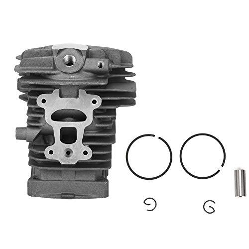 Longzhuo Accesorio para Motosierra, Kits de Montaje de pistón cilíndrico Accesorio de Herramienta de Hardware de Repuesto para Motosierra S MS211