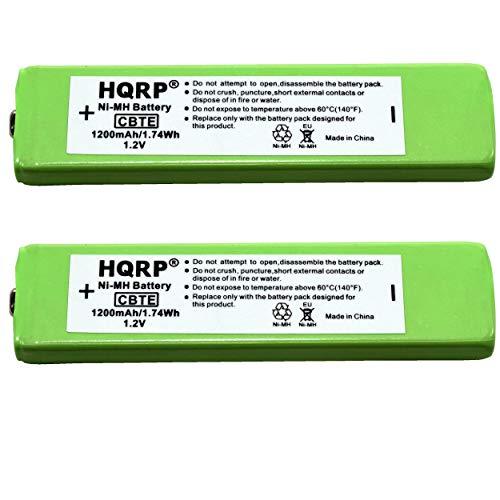 HQRP 2-Pack...