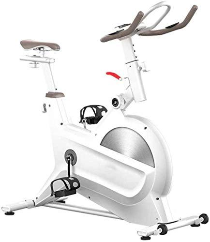 Bicicleta de spinning hogar interior vertical deportes bicicleta ultra silenciosa fitness bicicleta entrenamiento coche bicicleta ejercicio y abdominales entrenador interior estudio ciclos