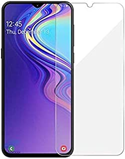 MYZONE Samsung Galaxy A10, Glass Protector, Full Cover, Real Tempered Glass Screen Protector, Film Screen Protector