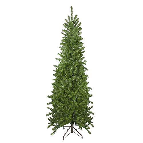 7.5' Canadian Pine Artificial Pencil Christmas Tree - Unlit