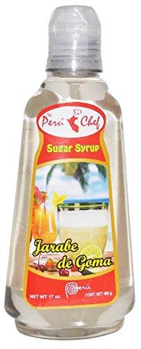 Jarabe de Goma - Simple Syrup