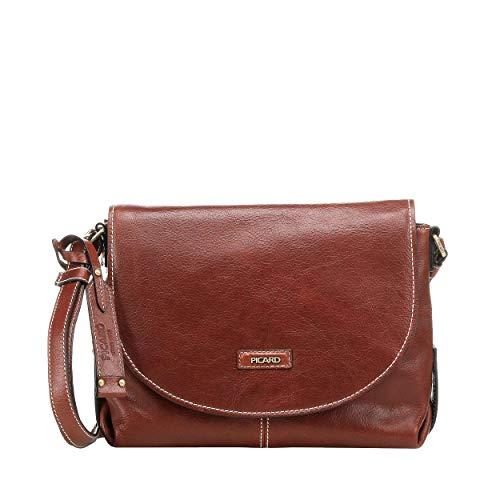 Picard Umhängetasche Eternity Leder 21 x 27 x 10 cm (H/B/T) Damen Handtaschen (4959)