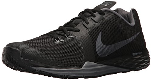NIKE Men's Train Prime Iron DF Cross Training Shoe, Black/White/Anthracite/Cool Grey, 11.5 D(M) US