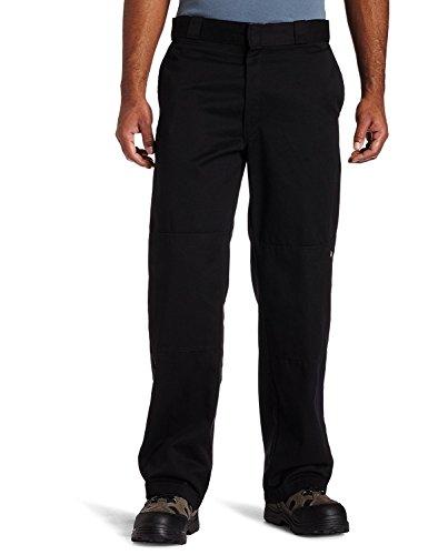 Dickies Herren Flex Double Knee Work Pant Loose Straight Fit Big Hose, schwarz, 46W / 32L