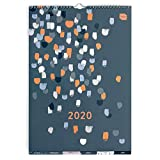 Boxclever Press Perfect Year A3 Kalender 2020 mit Tabs