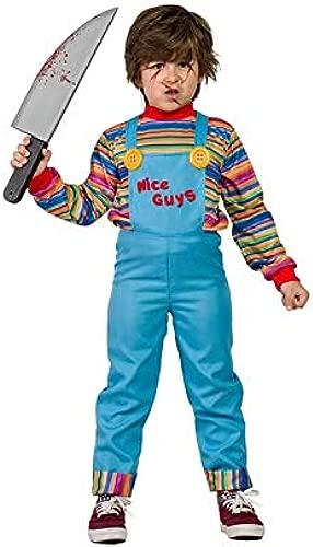 Disfraz De Chucky NiñO