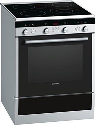 Siemens HC744540 Standherd / A / Kochfeld: Ceran / Herdfarbe: Edelstahl / eco Plus / 3D-Heißluft plus