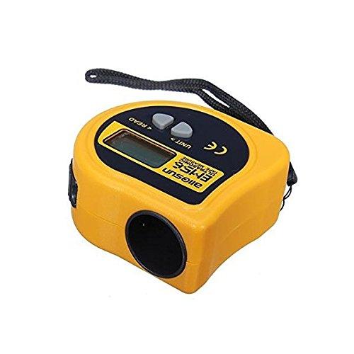 Electronic Measuring Tape, Ultrasonic , 50', Sinometer EM56