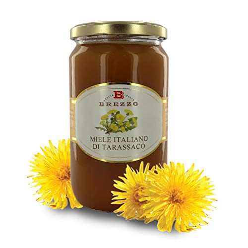 Brezzo Miel Vegana de Diente de León - Origen Italia - 1kg