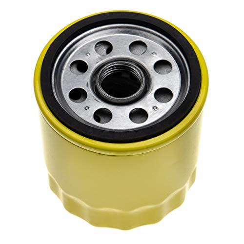 vhbw Ölfilter Ersatzfilter passend für Kohler CH11-CH25, CV11-CV22, CV640, K582, M18-M20, MV16-MV20, SV730, SV810 Motor für Rasenmäher, Wurzelfräse