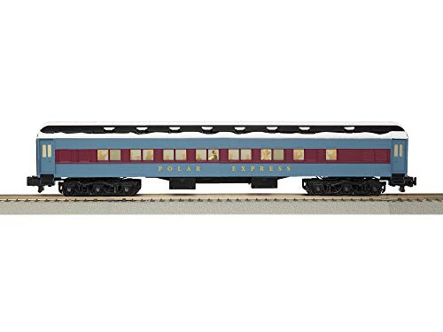 Lionel 644131 American Flyer The Polar Express Hot Chocolate Car, O Gauge, Blue, Red, White, black