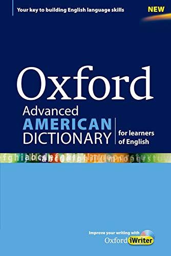 Oxford Advanced American Dictionary for learners of English (Diccionario Oxford Monolingue Americano)