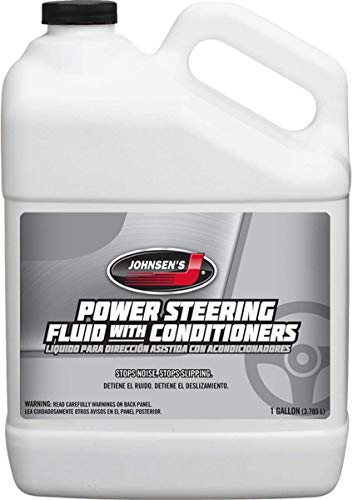 Johnsen's 4611 Power Steering Fluid - 1 Gallon