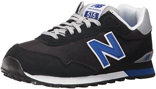 New Balance 515V1, Zapatillas Deportivas. Hombre, Color Negro, 46.5 EU