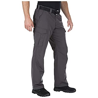 5.11 Tactical Men's Fast Tac Cargo Pant, Style 74439, Charcoal, 38W x 30L