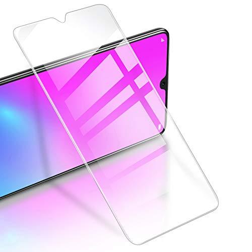 RIWNNI [3 Stück Panzerglas für Huawei Mate 20, 9H Härte Panzerglasfolie, HD Klar Displayschutz Glas Folie 0.25mm Ultra Dünn Schutzfolie Blasenfrei für Huawei Mate 20 - Transparent