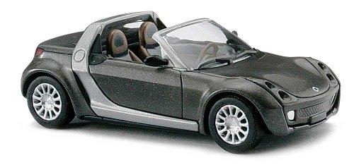 Busch Voitures - BUV49304 - Modélisme Ferroviaire - Smart Roadster - Collector