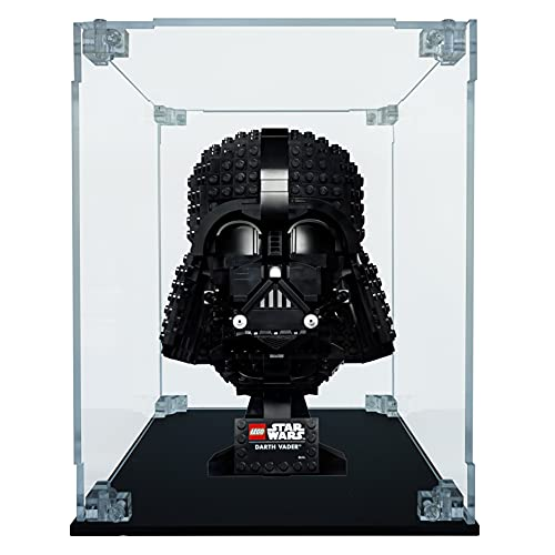 Compatible con casco Darth Vader Lego (75304).