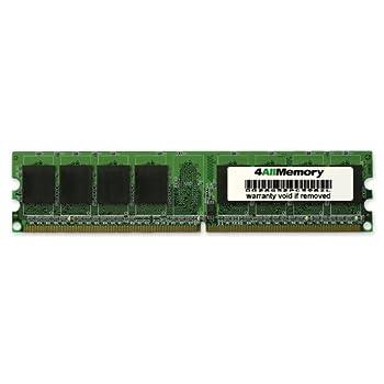 2GB DDR2-800  PC2-6400  ECC RAM Memory Upgrade for The ASUS M2N-SLI Deluxe Desktop Board  M2N-SLI Deluxe