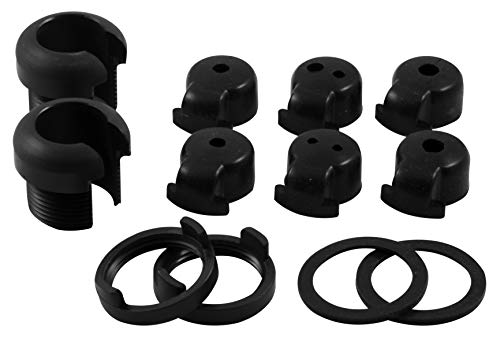 Wilderness Systems Through-Hull Wiring Kit for Kayaks Gray, One Size
