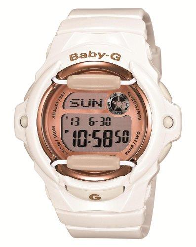 Casio Baby-G Rosa x oro serie bg-169g-7jf Ladies Reloj Japón Importación