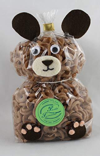 Nudelpuppe Brauner Bär