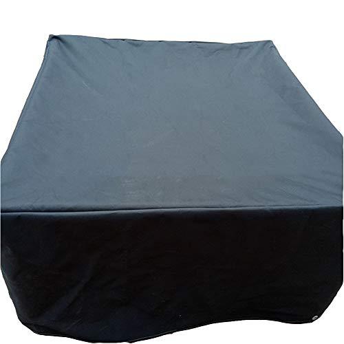 LIXIONG Wasserdichte Abdeckung Für Möbel Staubdicht Geräteschutz Mechanisch Draussen Sonnencreme, Benutzerdefiniertes Format (Farbe : B, größe : 120x120x74CM)