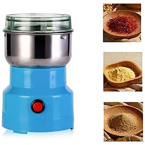 Multifunction Portable Smash Machine, Ultra Fine Dry Food Grinder,Household Electric Cereals Grain Grinder Coffee Bean Seasonings Spices Mill Powder Machine