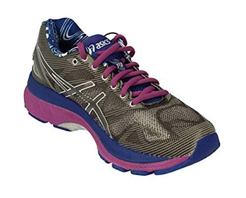 Asics Gel-Nimbus 19 Women's Running shoes Carbon/Reflectiv T754N 9700, 37 EU