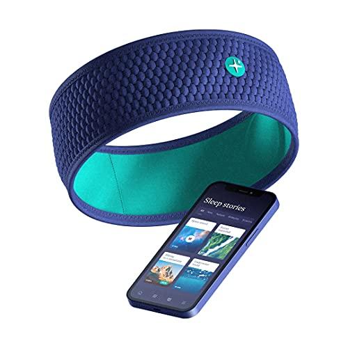HoomBand - Diadema innovadora e historias hipnóticas creadas por expertos del sueño (S (Bluetooth)