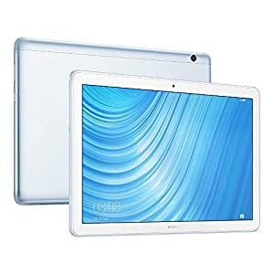 "HUAWEI MediaPad T5 10 タブレット 10.1インチ Wi-Fiモデル RAM3GB/ROM32GB ミストブルー 【日本正規代理店..."""