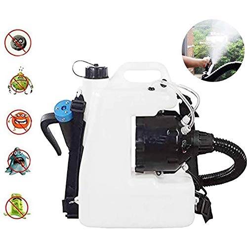 ULV-Fogger-Sprayer Portable Garden Fogger Sprayer Intelligent Ultra Capacity Desinfection Fogger Voor Begassing in Hotels, Winkelcentra, Restaurants En Huizen