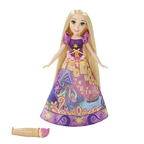 Hasbro - Muñeca Rapunzel en Vestido de Cuento mágico (B5297EL20)