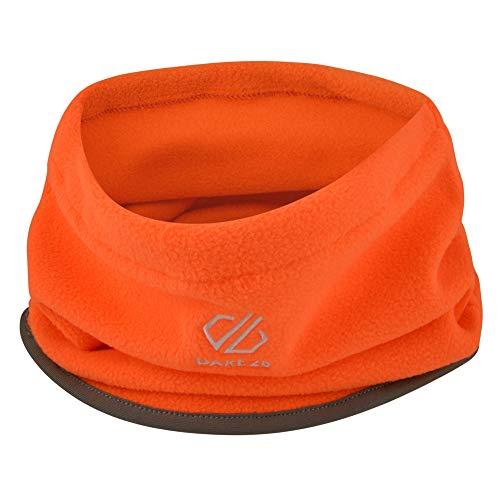 Dare 2b Kinder Doctrine Microfleece Ski and Snowboard Neck Gaitor Kopfbedeckungen, Vibrant Orange, Einheitsgröße