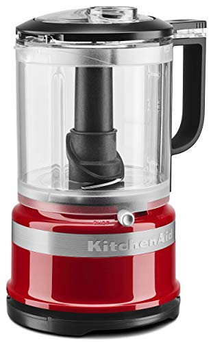 KitchenAid 5-Cup One Touch Food Chopper | Empire Red...