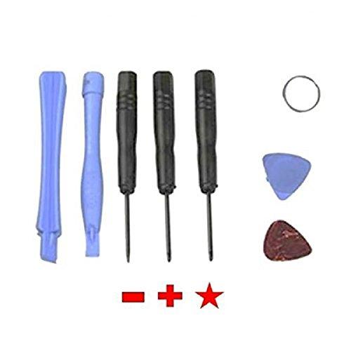 Kit di 8attrezzi per riparazione di iPhone 3G/3GS, 4/4S. Come alla fotocamera, Spedito sotto 24