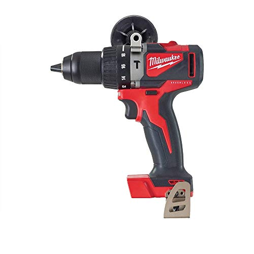Milwaukee M18BLPD2-0 M18 Compact Brushless Percussion Drill (Body Only)