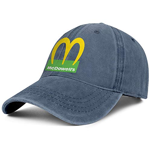 Coming-to-America-Movie-McDowell's-2021- Boys Winter Outdoor Cap ColorName Sports Hats
