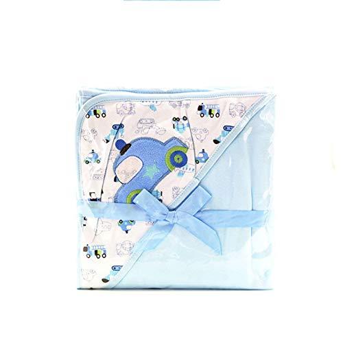 SFBBBO Serviette de Bain Happy 78 * 78 cm 1 piècesServiette de Bain à Capuche pour Enfants/Peignoir de Dessin animé/Bain Essentiel /Couverture Voiture