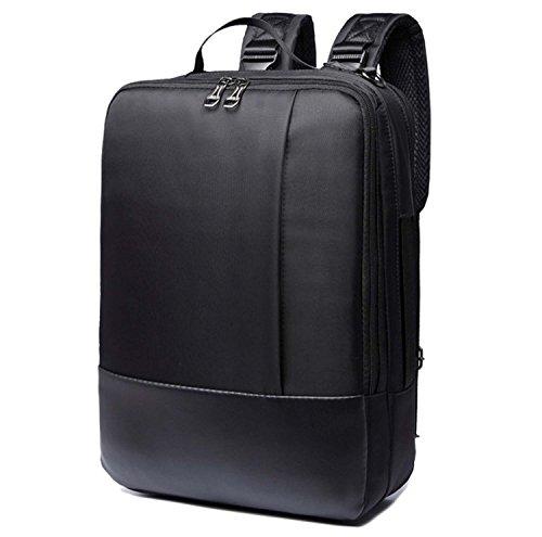 Shuaibo Polsterrucksack für Tablet PC Laptop bis 14.5 Zoll Aktentasche Geschäftsrucksack gepolstert Computertasche Notebook Rucksack