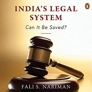 India's Legal System audiobook cover art