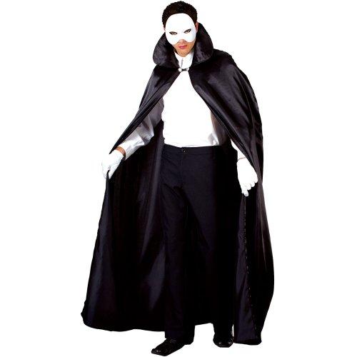 Phantom der Oper Theater Verkleidung für Männer Halloween Kostüm One Size