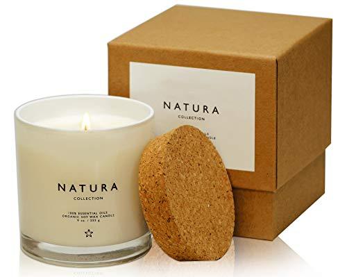 Lulu Candles Natura 100% Organic