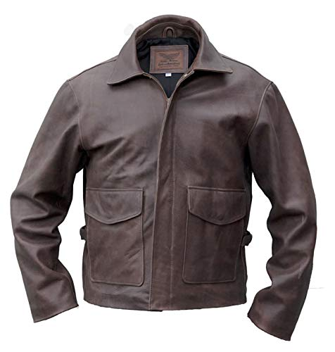Noble House Indiana Jones Lederjacke (2XL)